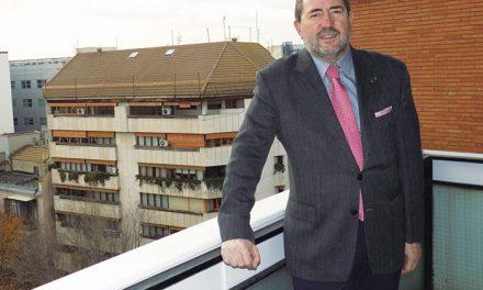 Rafael Cantero, Presidente de CIOFF España