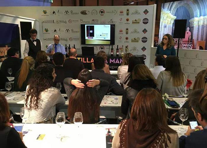 La D.O. Valdepeñas participa en FITUR