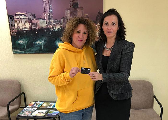 Ganadores tarjeta regalo en combustible Open de Pádel Ayer&hoy