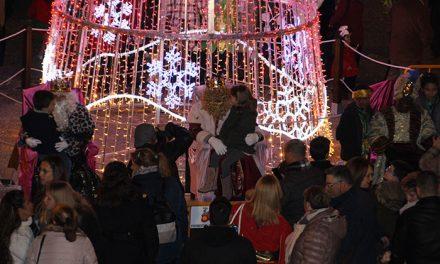 Luis Romero destaca el ambiente y la participación durante esta Navidad