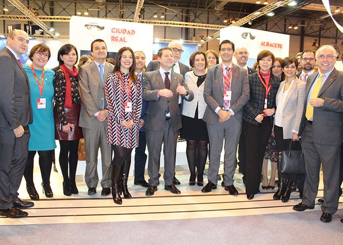 La provincia de Ciudad Real presentará mañana en FITUR todo su potencial turístico con una agenda completa de 40 eventos