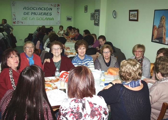 La Asociación de Mujeres 'La Solana' cumple treinta años de andadura