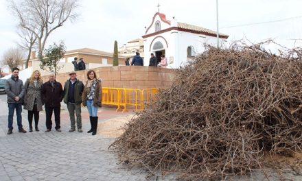 San Sebastián volvió a sacar a la calle a cientos de personas de Alcázar y su comarca