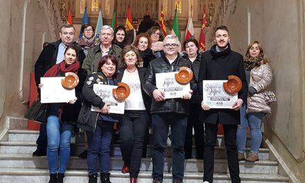 La Diputación Provincial reconoce a los hosteleros argamasilleros que participaron en 'Sabores del Quijote'