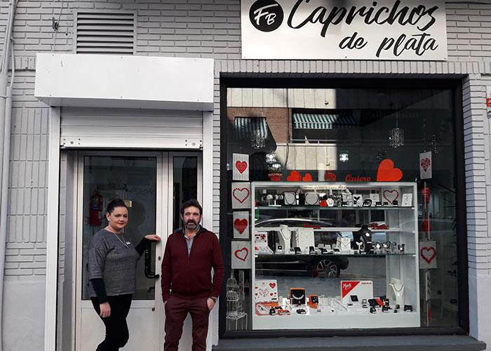 'Caprichos de Plata' abre sus puertas en la calle Tinte, 5 de Ciudad Real