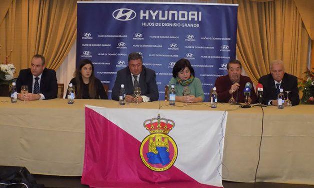 Hijos de Dionisio Grande, concesionario oficial HYUNDAI para la provincia de Ciudad Real, patrocinador oficial de las selecciones provinciales de futbol base