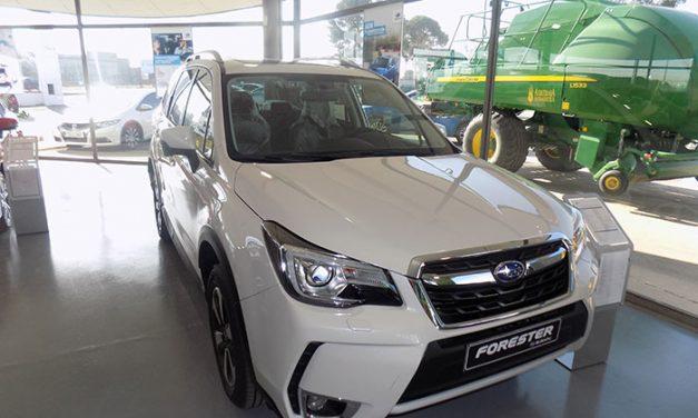 Subaru, nuevo concesionario oficial para la provincia de Ciudad Real de la mano de Agritrasa Motor
