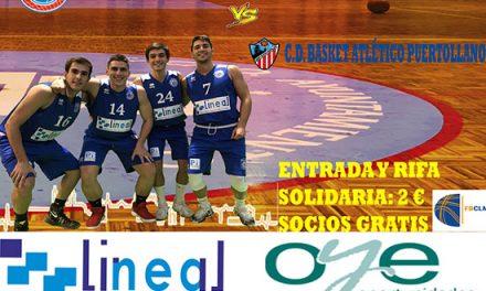 Lineal Ciudad Real vs Basket Atlético Puertollano, rivalidad en la zona caliente de la clasificación