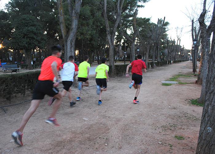 El Consistorio adaptará en breve el Parque Cervantes para la práctica deportiva
