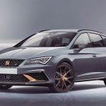 Disponible el nuevo Seat León ST Cupra R