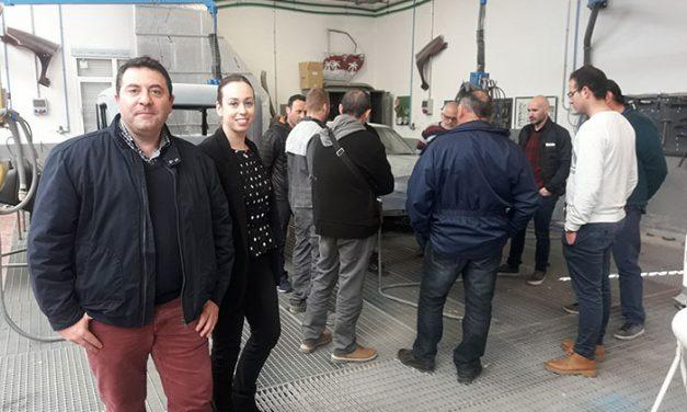 R-M y FRENDI, distribuidor oficial en Ciudad Real, celebran sus 100 años de innovación ante profesionales del sector