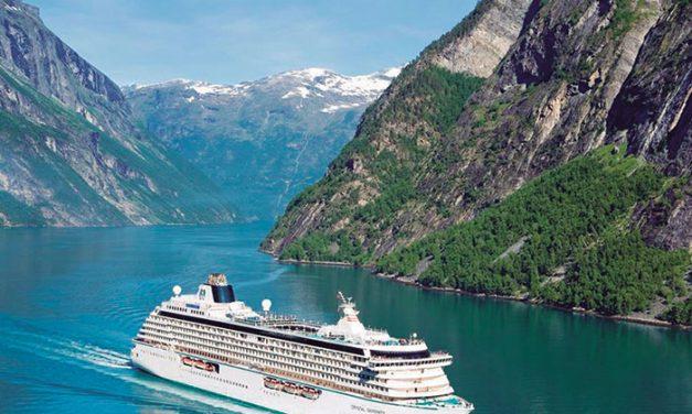 Un crucero por Noruega