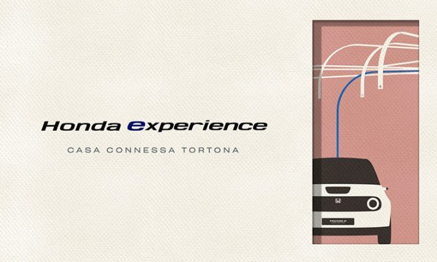 """Honda expondrá su vehículo eléctrico """"e Prototype"""" en la Semana del Diseño de Milán"""