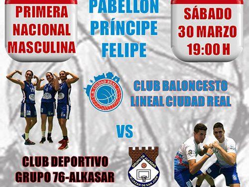 El Club Baloncesto Lineal Ciudad Real cierra la liga con otro clásico del baloncesto regional