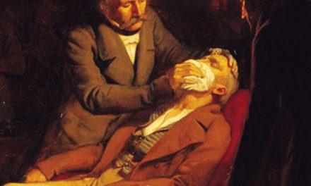 La anestesia cambió la Medicina