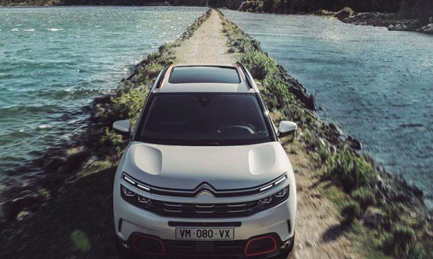 El nuevo SUV Citroën C5 Aircross inicia su comercialización en España