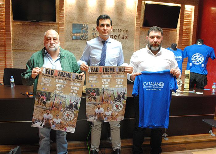 El Ayuntamiento de Valdepeñas se vuelca con la AFAD Xtreme Race, que contará con 1.520 participantes