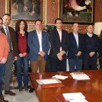 La Diputación reitera su compromiso de apoyo a FERDUQUE 2019