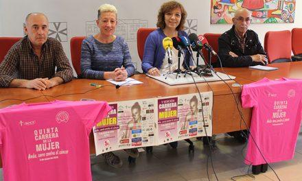 Todo listo para que la Carrera de la Mujer vuelva a superar records el próximo 5 de mayo