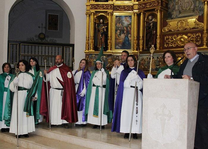 Las cofradías de Pasión terminan la Semana Santa con sabor agridulce