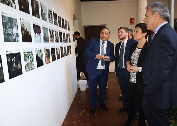 Éxito rotundo de la IV Exposición Fotográfica de Semana Santa Ayer&hoy