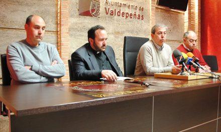 La 'Pasión Viviente' revive por sexto año la Semana Santa en Valdepeñas