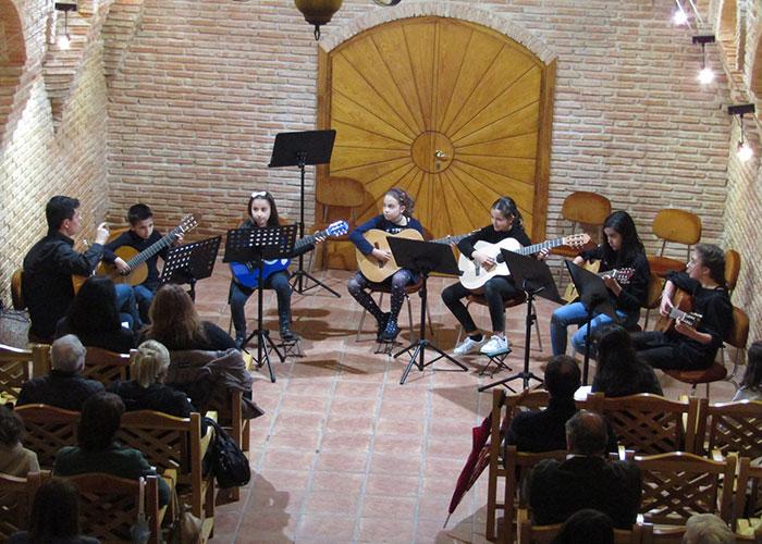 La Escuela de Música 'Guillermo Calero' celebra su III Semana Cultural