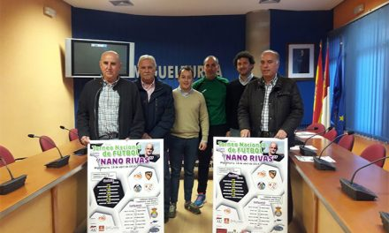 Presentación oficial de la tercera edición del Torneo Nano Rivas de Fútbol