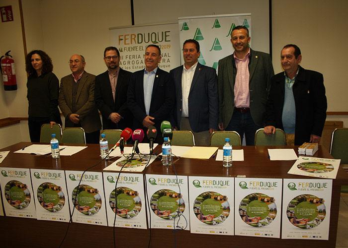 Más de 50 expositores y cerca de 60 actividades ensalzarán la fuerza de lo rural en FERDUQUE 2019