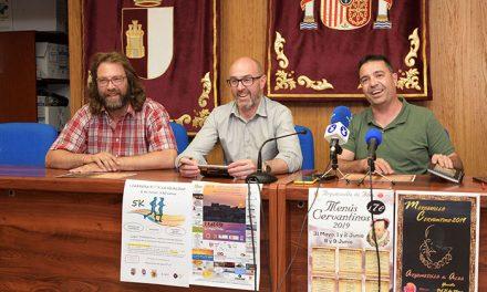 Mercadillo Cervantino, gastronomía y atletismo este fin de semana en Argamasilla de Alba