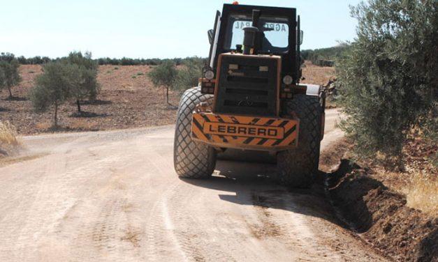El próximo lunes comienzan los trabajos de mejora del Plan de Caminos de Valdepeñas