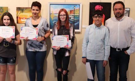 Los ganadores del 'III Certamen de pintura escolar' reivindican el arte en las aulas