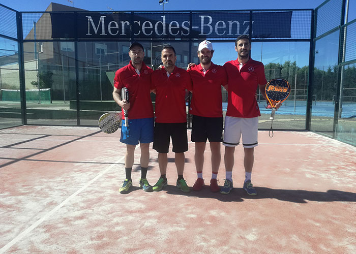 Final Torneo Autotrak de Pádel
