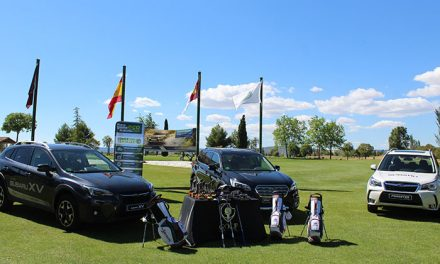 I Torneo de Golf Subaru-Agritrasa
