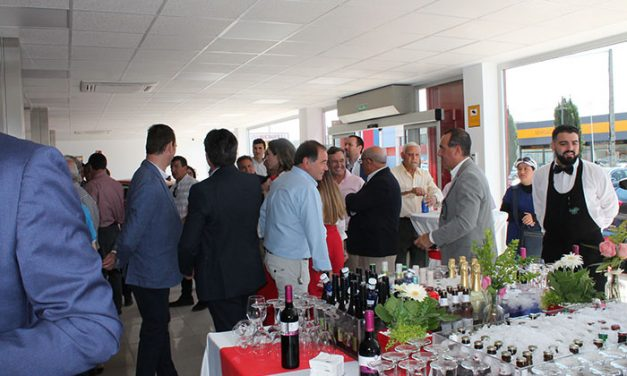 Ferma-Móvil, concesionario KIA, presenta sus nuevas instalaciones en Ciudad Real