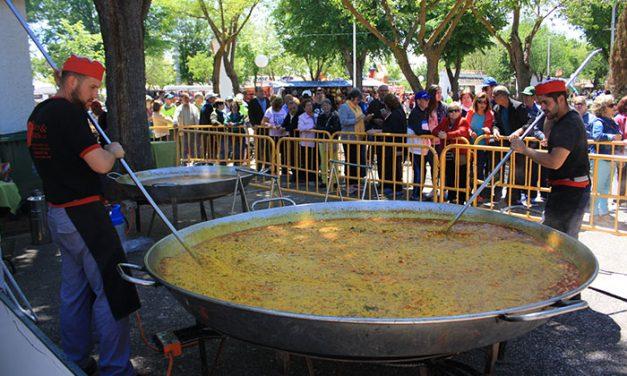 Concierto, chocolatada solidaria y paella popular en la romería de San Isidro