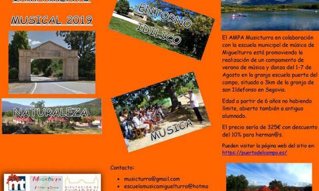 Abierto el plazo de inscripción para un curso campamento de verano en agosto