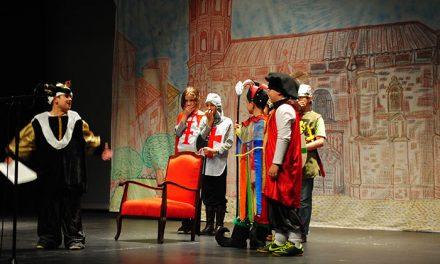 Hoy arrancan las Jornadas de Teatro Escolar de Valdepeñas con 130 alumnos y alumnas sobre las tablas