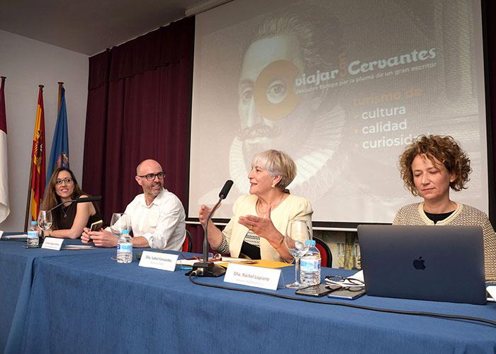 El Congreso Internacional en torno a Cervantes clausuró su tercera edición en Argamasilla de Alba