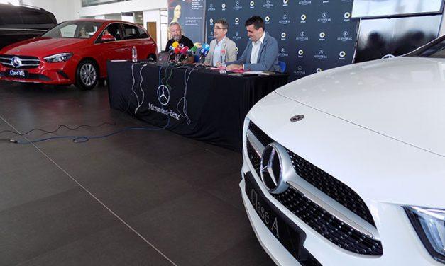 """El Festival de Almagro presenta """"El teatro de sus Mercedes"""", patrocinado por Autotrak Mercedes-Benz con representaciones teatrales en automóviles"""