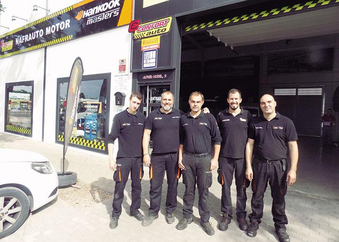 Nafrauto Motor: Experiencia, garantía y buen servicio