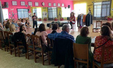 Jornada de estilismo y moda en Manzanares