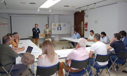 Cámara y Diputación reúnen a una docena de profesionales en la primera sesión del ciclo de Enología y Sumillería de Impulsa Turismo