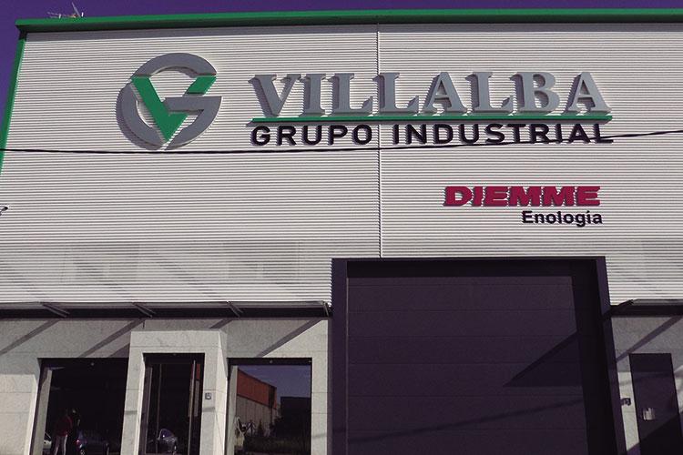 Grupo Industrial Villalba, soluciones integrales para el mundo del vino
