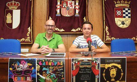 Este fin de semana en Argamasilla de Alba 'Carnaval de Verano 2019'