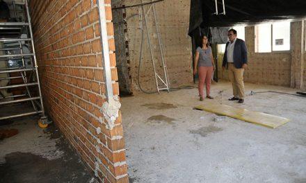 Obras de reforma en el CEIPSO Príncipe D. Felipe