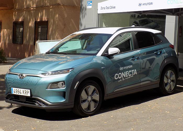 """Hyundai """"conecta con tu ciudad"""""""