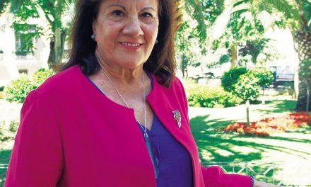 María José Calderón, Presidenta de la Asociación de Amigos y Familiares de Enfermos Psíquicos (Apafes)