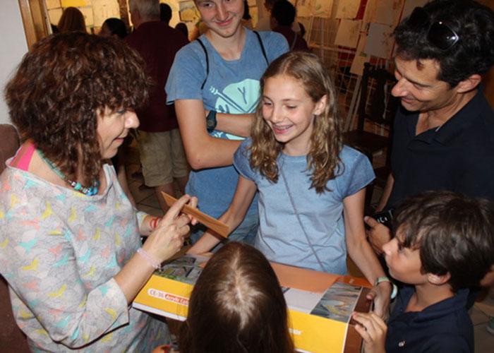"""Más de un centenar de niñas y niños alcazareños participaron en la XIV edición del Certamen Infantil de Dibujo """"José Luis Samper"""""""