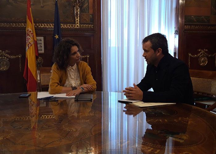 El Ayuntamiento de Jaén traslada al Ministerio de Hacienda su propuesta de organización municipal y espera que sea la base del trabajo conjunto para el control de deuda